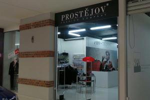 prodejna Prostějov košile a obleky