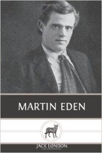 Obal knihy Martin Eden od Jack London